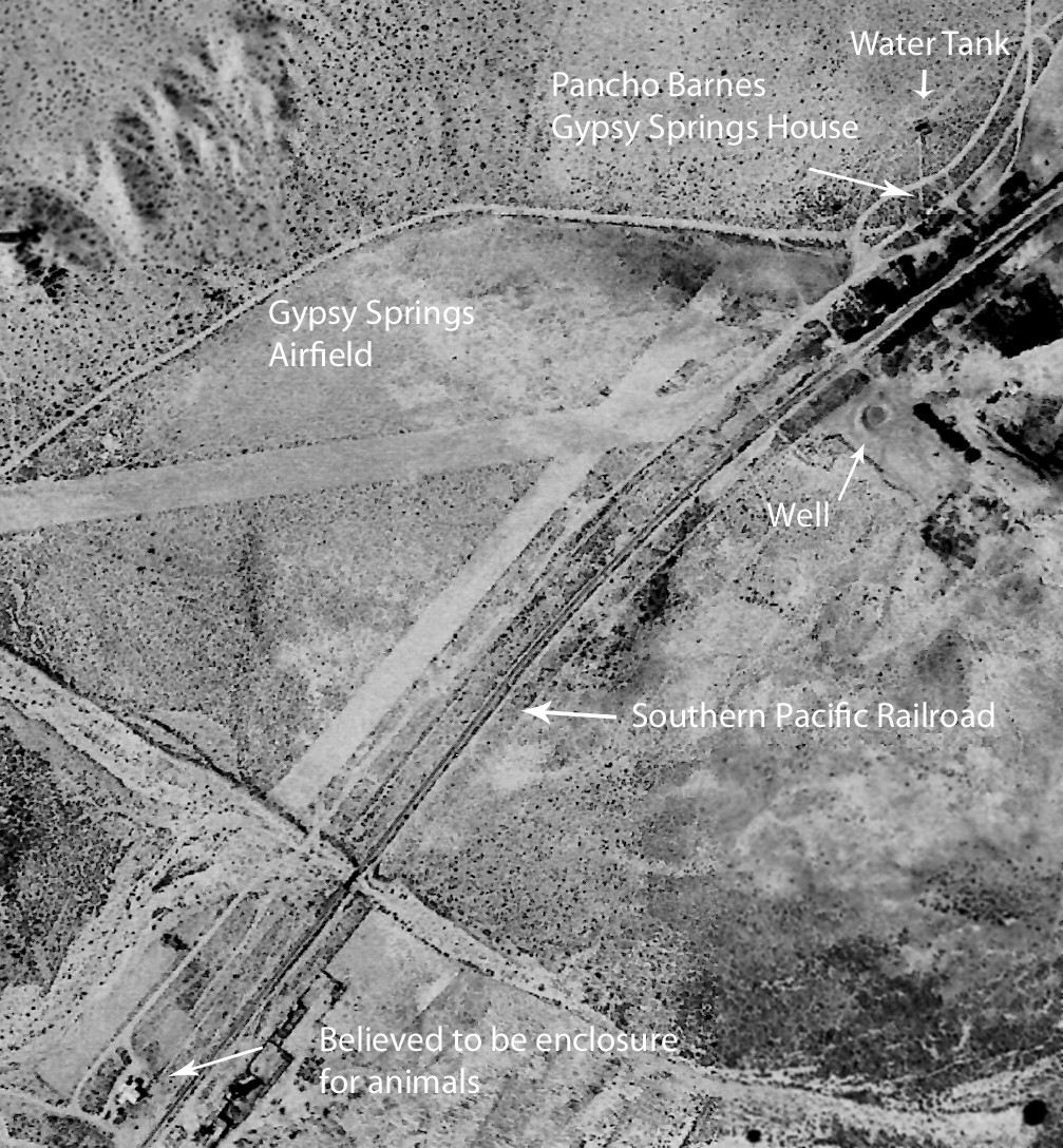 Abandoned & Little-Known Airfields: Mojave Area