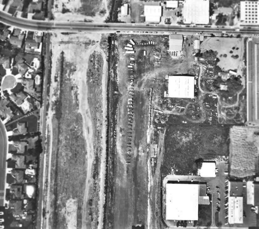 Abandoned & Little-Known Airfields: California