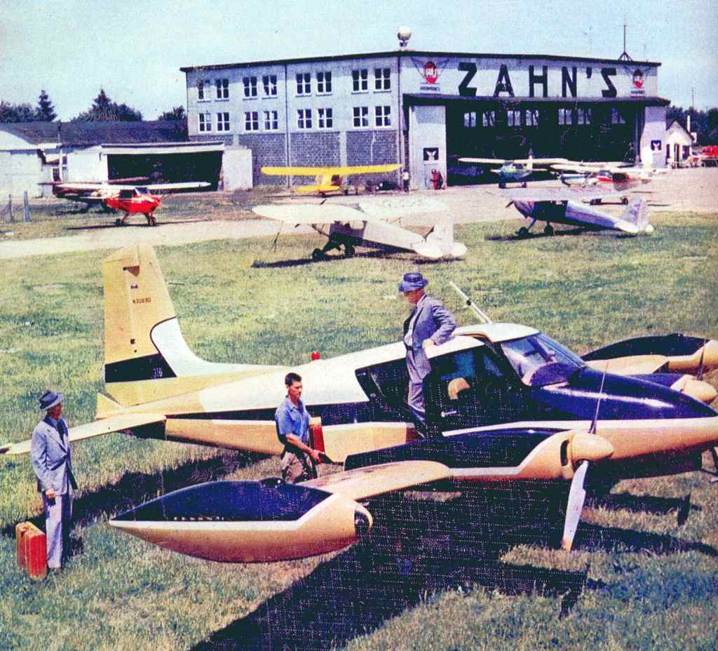 Abandoned & Little-Known Airfields: New York, Western