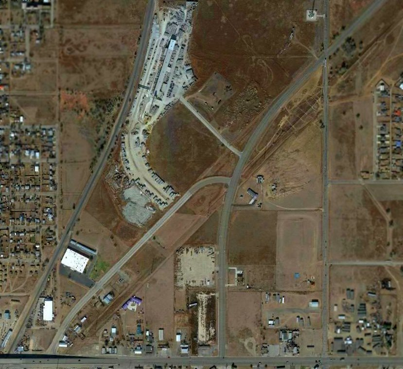 Abandoned & Little-Known Airfields: Texas, Amarillo Area