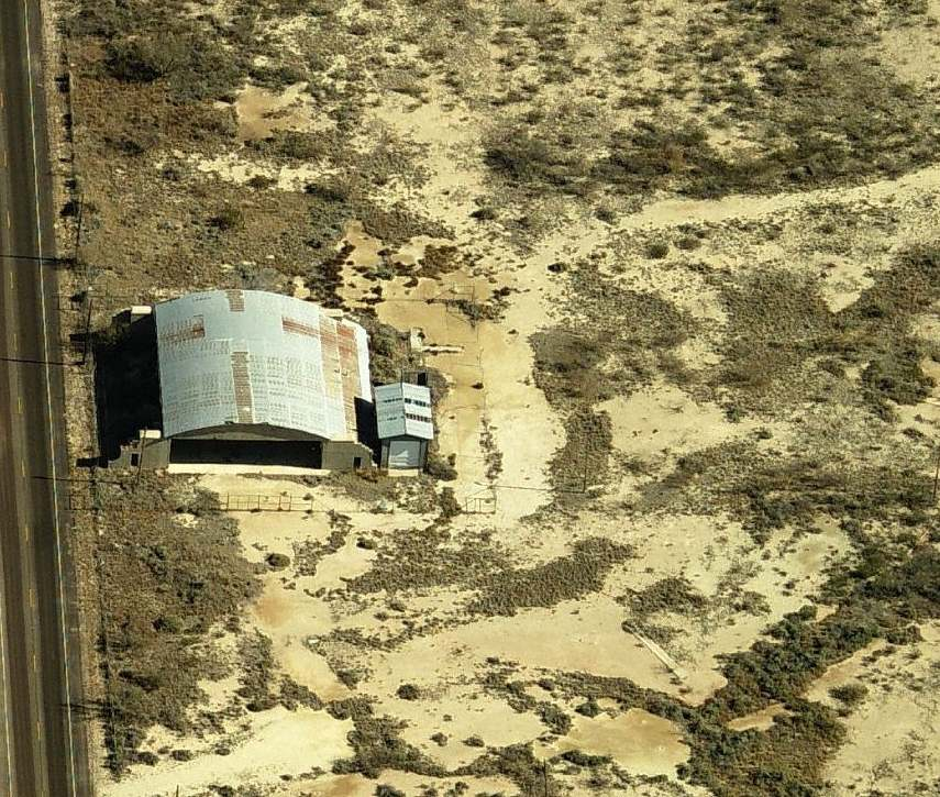 Abandoned & Little-Known Airfields: West Texas